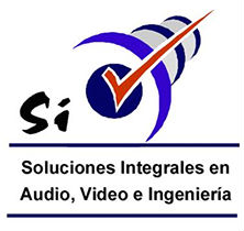 Logo Soluciones Integrales en Audio, VIdeo e Ingeniería SA de CV